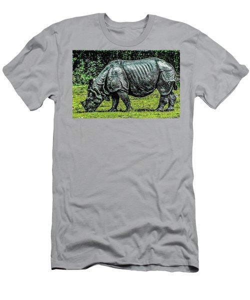 Animal Men's T-Shirt (Athletic Fit)