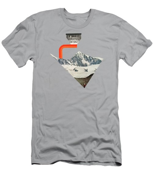 A Good Morning To You Men's T-Shirt (Athletic Fit)