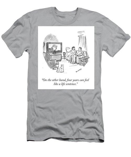 A Life Sentence Men's T-Shirt (Athletic Fit)