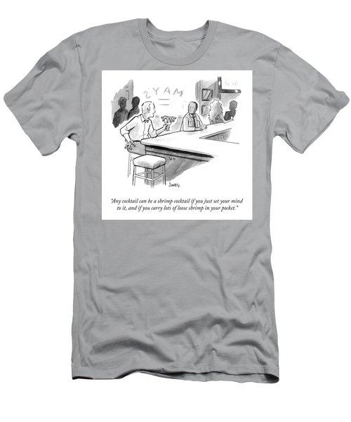 A Shrimp Cocktail Men's T-Shirt (Athletic Fit)