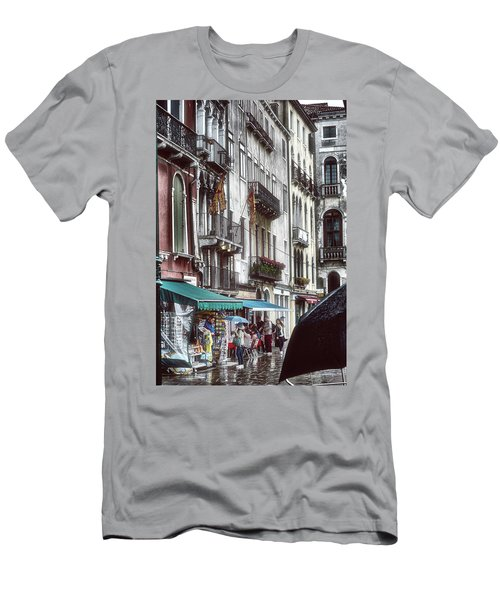 A Typical Venetian Day Men's T-Shirt (Athletic Fit)