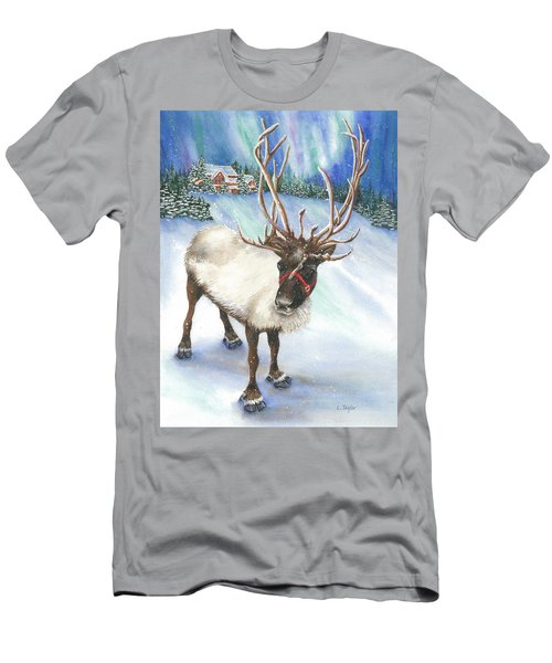 A Winter's Walk Men's T-Shirt (Athletic Fit)