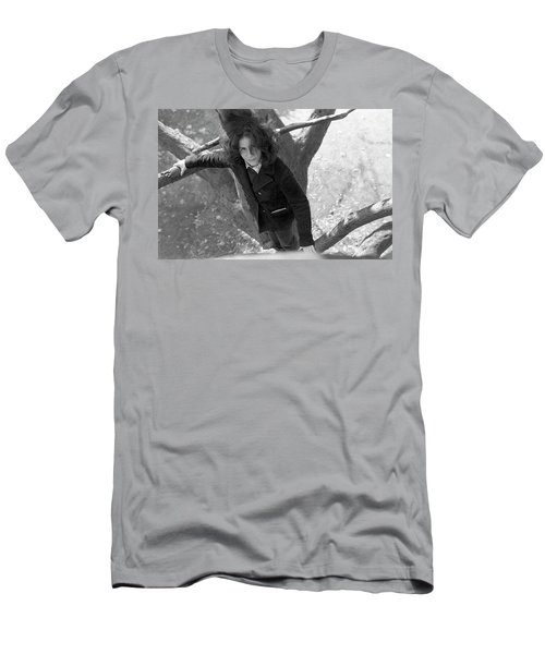 A Woman In A Tree, 1972 Men's T-Shirt (Athletic Fit)