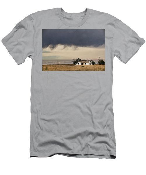 Abandoned New Mexico Men's T-Shirt (Athletic Fit)