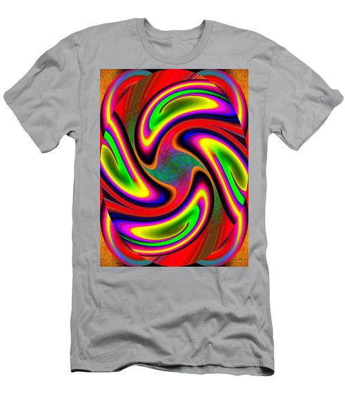 Abstract Decor 11 Men's T-Shirt (Athletic Fit)
