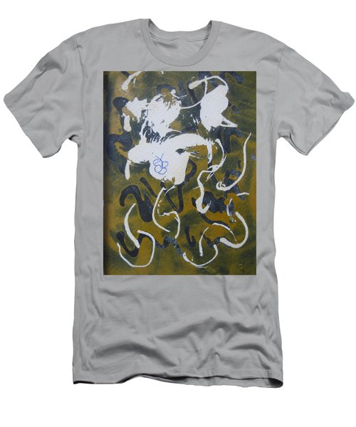 Abstract Human Figure Men's T-Shirt (Athletic Fit)