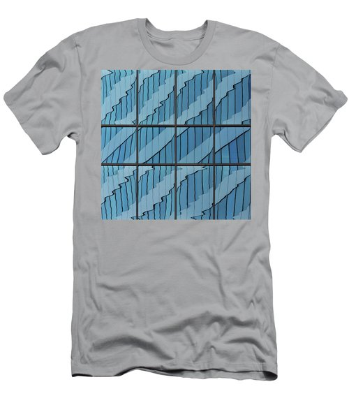 Abstritecture 39 Men's T-Shirt (Athletic Fit)