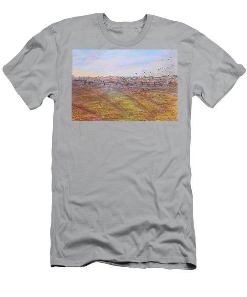 After The Harvest Men's T-Shirt (Athletic Fit)