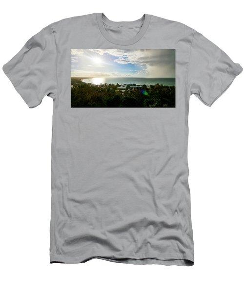 Aguada Sunset Men's T-Shirt (Athletic Fit)
