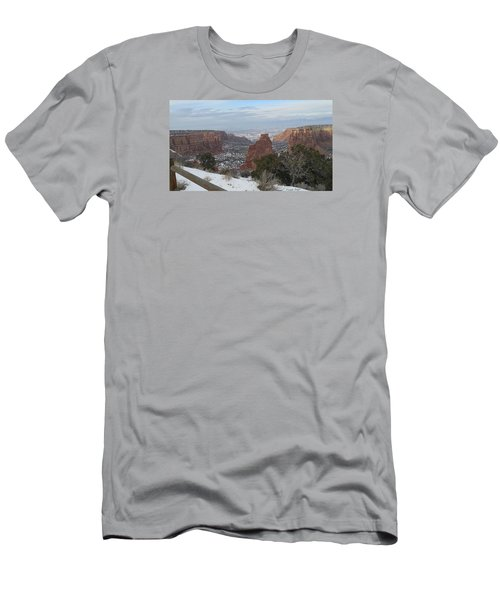 All About The Depth Men's T-Shirt (Athletic Fit)