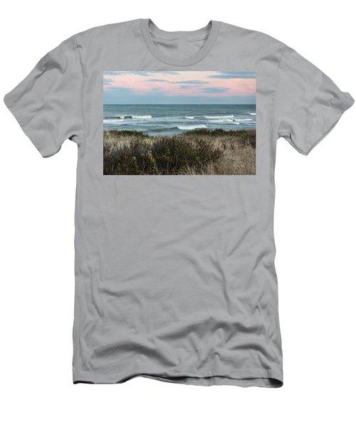 Along Cape Cod II - Pastel Men's T-Shirt (Athletic Fit)