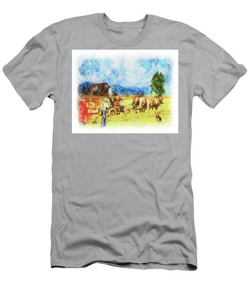 Amish Life Men's T-Shirt (Athletic Fit)