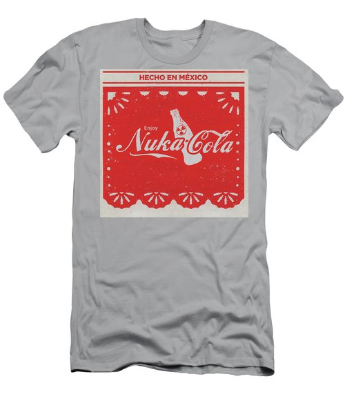 An Ice Cold Nuka Cola - Fallout Universe Men's T-Shirt (Athletic Fit)