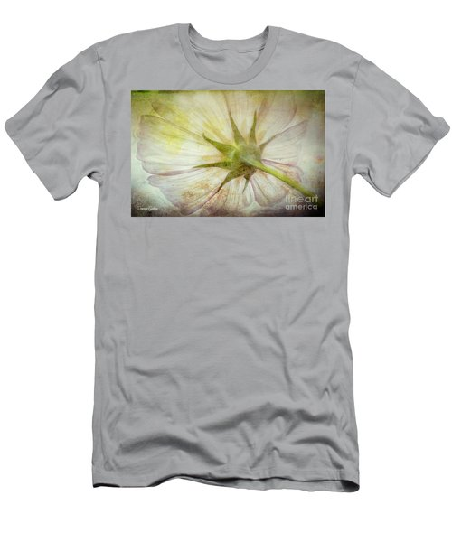 Ancient Flower Men's T-Shirt (Athletic Fit)