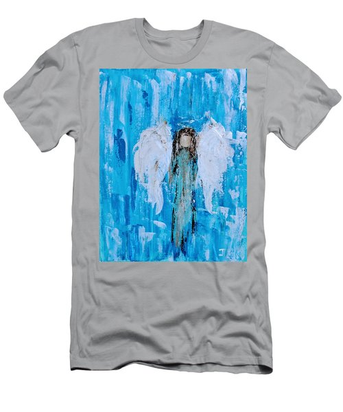 Angel Among Angels Men's T-Shirt (Athletic Fit)