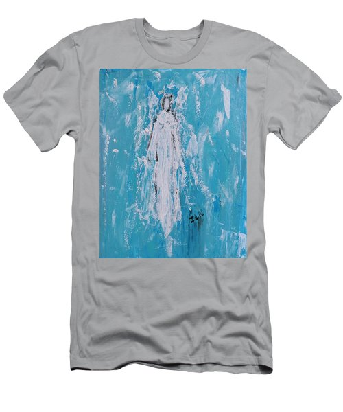 Angel For Grievance Men's T-Shirt (Athletic Fit)
