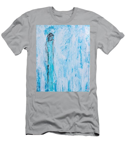 Angel Of Dreams And Hope Men's T-Shirt (Athletic Fit)
