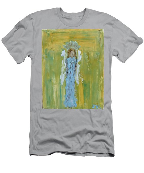 Angel Of Vision Men's T-Shirt (Athletic Fit)