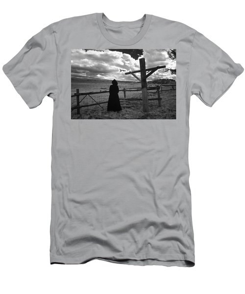 Appointment Men's T-Shirt (Athletic Fit)