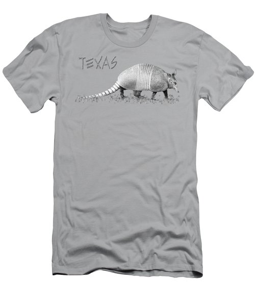 Armadillo Men's T-Shirt (Athletic Fit)