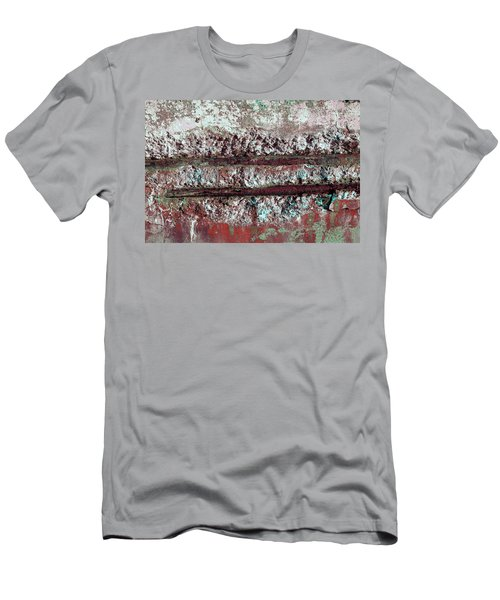 Men's T-Shirt (Athletic Fit) featuring the photograph Art Print Abstract 14 by Harry Gruenert
