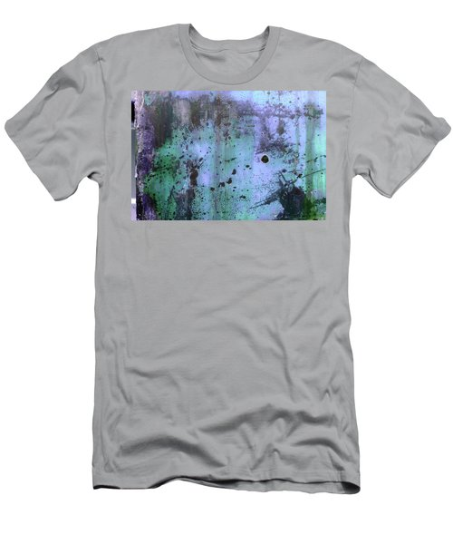 Men's T-Shirt (Athletic Fit) featuring the photograph Art Print Variant 10c by Harry Gruenert