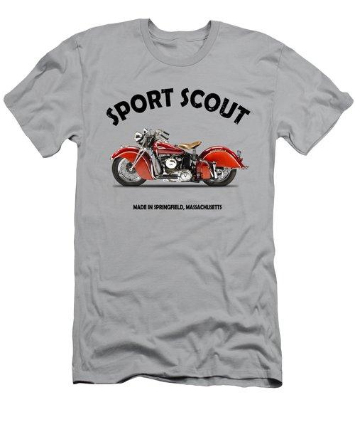 Sport Scout 1940 Men's T-Shirt (Athletic Fit)