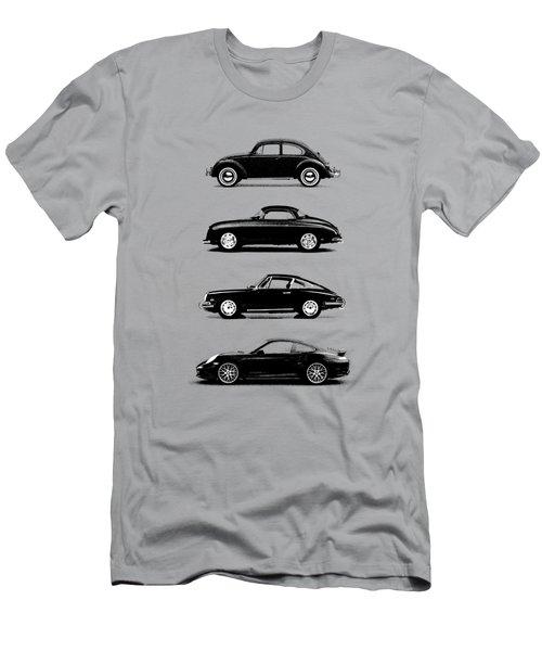 Evolution Men's T-Shirt (Athletic Fit)