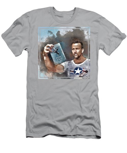 Flanery With Jane Two Men's T-Shirt (Athletic Fit)
