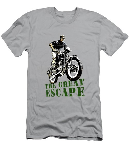 Great Escape Men's T-Shirt (Athletic Fit)