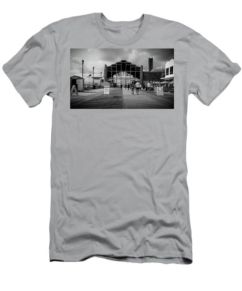 Asbury Park Boardwalk Men's T-Shirt (Athletic Fit)