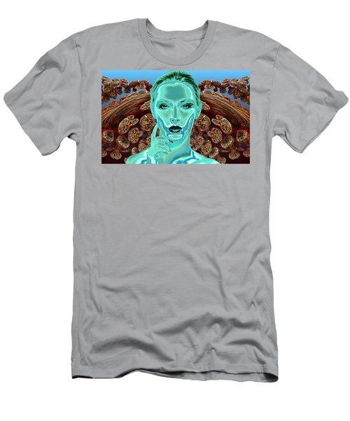 Ask Men's T-Shirt (Athletic Fit)