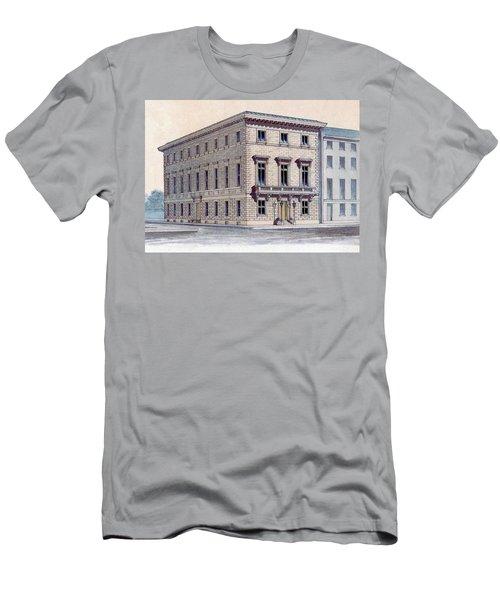 Athenaeum Perspective Men's T-Shirt (Athletic Fit)