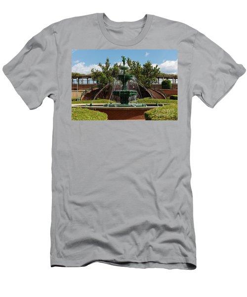 Augusta Riverwalk - Augusta Ga Men's T-Shirt (Athletic Fit)