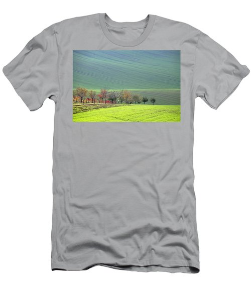 Autumn In South Moravia 18 Men's T-Shirt (Athletic Fit)
