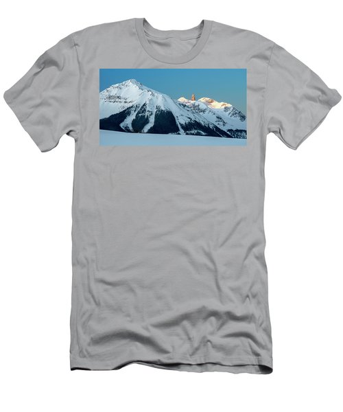 Men's T-Shirt (Athletic Fit) featuring the photograph Awakening by Angela Moyer