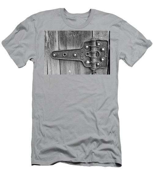 Barn Hinge Men's T-Shirt (Athletic Fit)