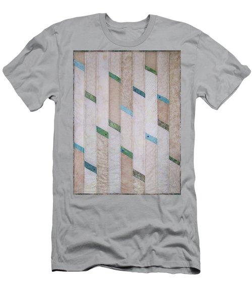 Beach Glass Men's T-Shirt (Athletic Fit)