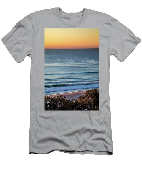 Beach Moods Men's T-Shirt (Athletic Fit)