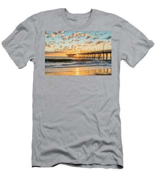 Beaching It Men's T-Shirt (Athletic Fit)