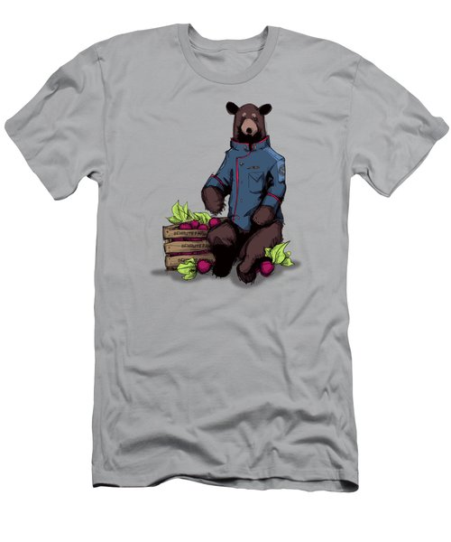 Bears Beets Battlestar Men's T-Shirt (Athletic Fit)