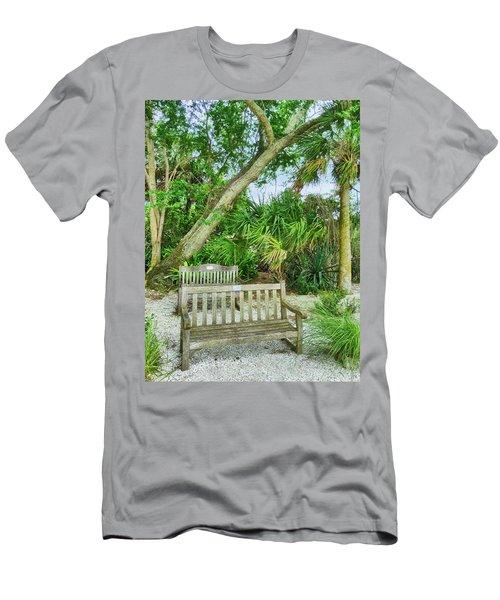 Bench View Men's T-Shirt (Athletic Fit)