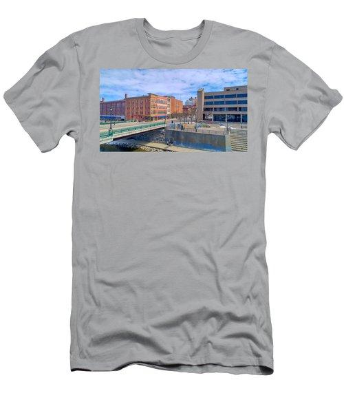 Binghamton Art Men's T-Shirt (Athletic Fit)