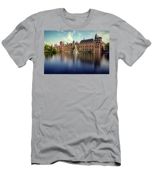 Binnenhof, The Hague Men's T-Shirt (Athletic Fit)