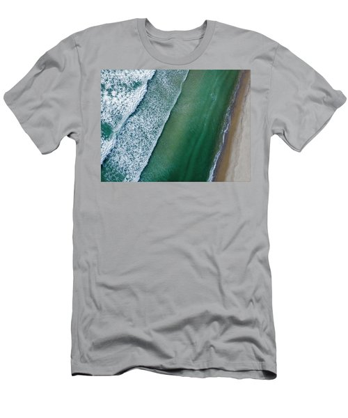 Bird 's Eye View Men's T-Shirt (Athletic Fit)