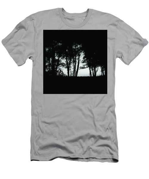 Black Forest Men's T-Shirt (Athletic Fit)