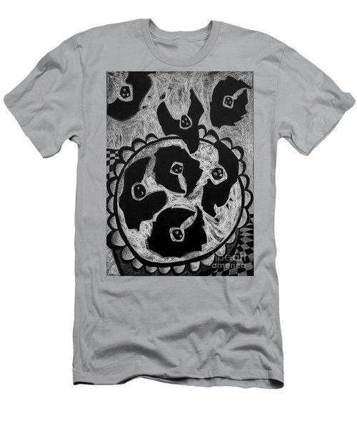 Blackbird Pie Men's T-Shirt (Athletic Fit)