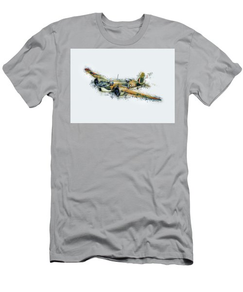 Blenheim Bomber Men's T-Shirt (Athletic Fit)