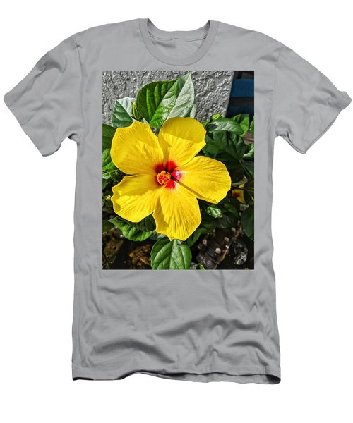 Bloom And Shine Men's T-Shirt (Athletic Fit)