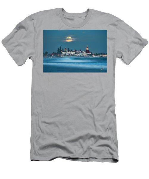 Blue Moon 48x72 Men's T-Shirt (Athletic Fit)